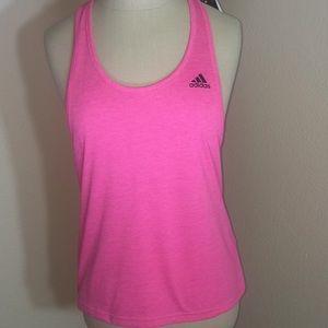 Adidas Climalite  Pink Tank Top XS